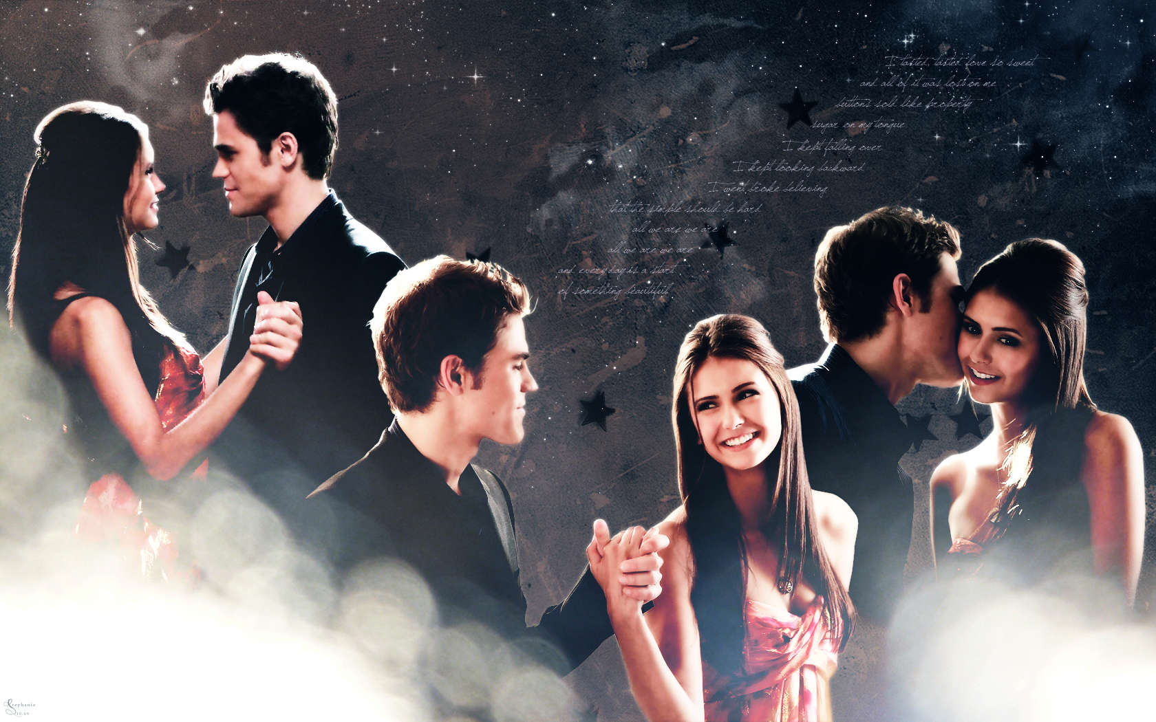 Vampire Diaries Desktop Wallpapers - Novel Novice
