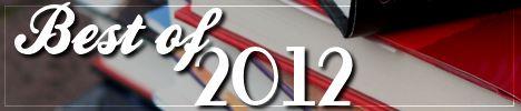 Novel Novice's Best YA Books of 2012