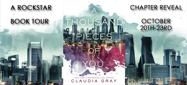 A Thousand Pieces of You by Claudia Gray: Exclusive Chapter Reveal & Giveaway