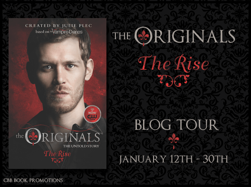 The Originals: The Rise Exclusive Sneak Peek & Blog Tour Contest