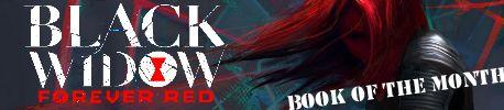 Black Widow: Forever Red Desktop Wallpapers